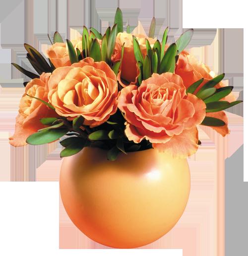 Pot De Fleur Transparent : tubes fleurs 5 page 3 ~ Teatrodelosmanantiales.com Idées de Décoration